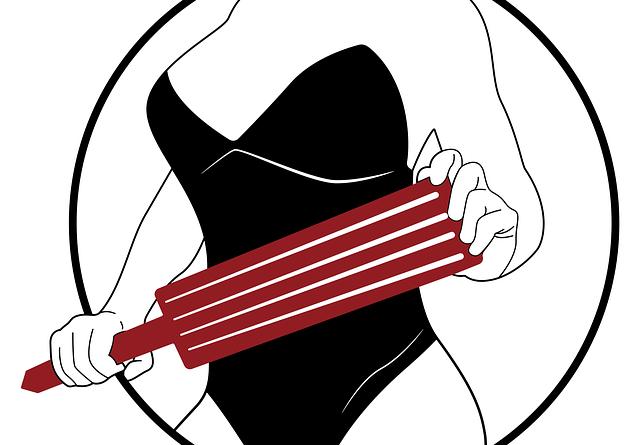 la fessée BDSM
